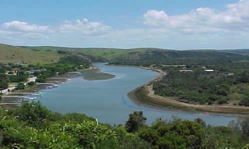 The Idyllic Kowie River